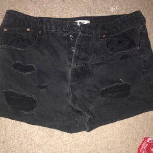Forever 22 la shorts